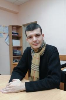 Глеб Максимович Маматов