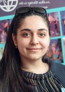 Карина Арамаисовна Ароян