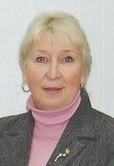 Елена Алексеевна Бровко