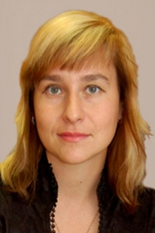 Елена Ильинична Медведева