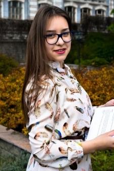 Ксения Олеговна Семенова