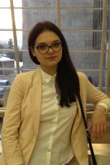 Элина Артуровна Мансурова