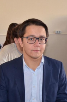 Сергей Сергеевич Горшков