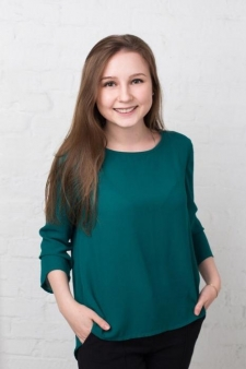 Алёна Олеговна Горбунова