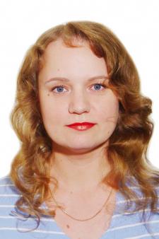 Ольга Петровна Шамонина