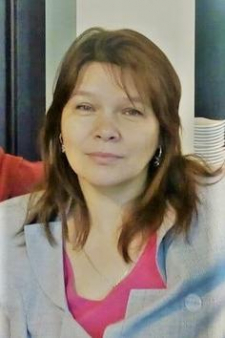 София Альбертовна Кудрина