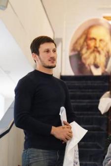 Мухума Пахрудинович Нажуев
