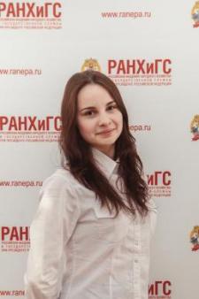 Виктория Сергеевна Кузьмичева