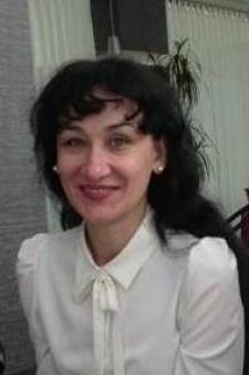 Елена Агляметдиновна Полякова
