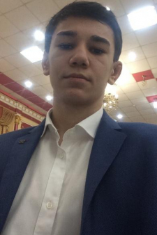 Руслан Алиевич Раджабханов