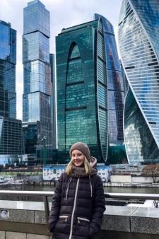 Арина Андреевна Пимонова