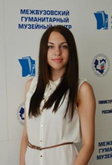 Алина Михайловна Тихонова
