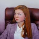 Сидоренко Вероника Олеговна